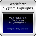 Workforce System Highlights