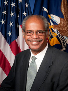Photo of Michael S. Jones, Acting Administrator